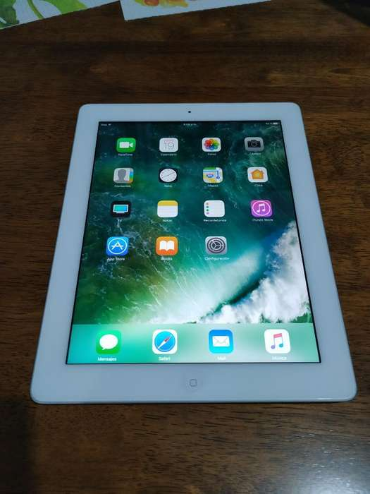 iPad 4ta Gen Wifi 16 Gb Pantalla 9.7