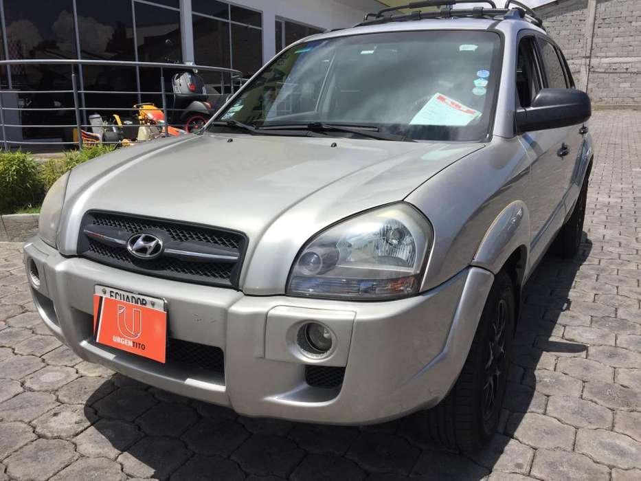 Hyundai Tucson 2007 - 207000 km