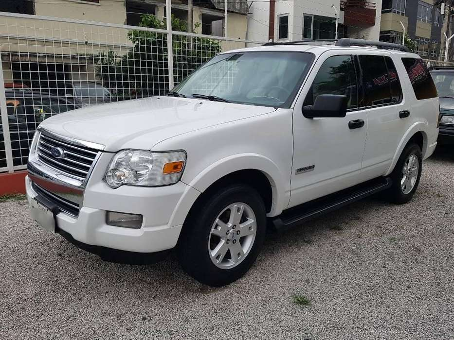 <strong>ford</strong> Explorer 2008 - 180000 km
