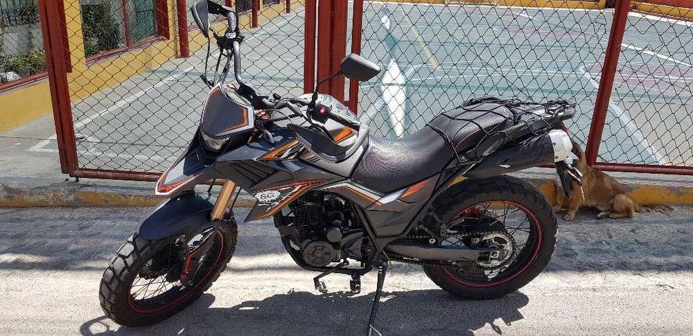 Moto Tekken 250