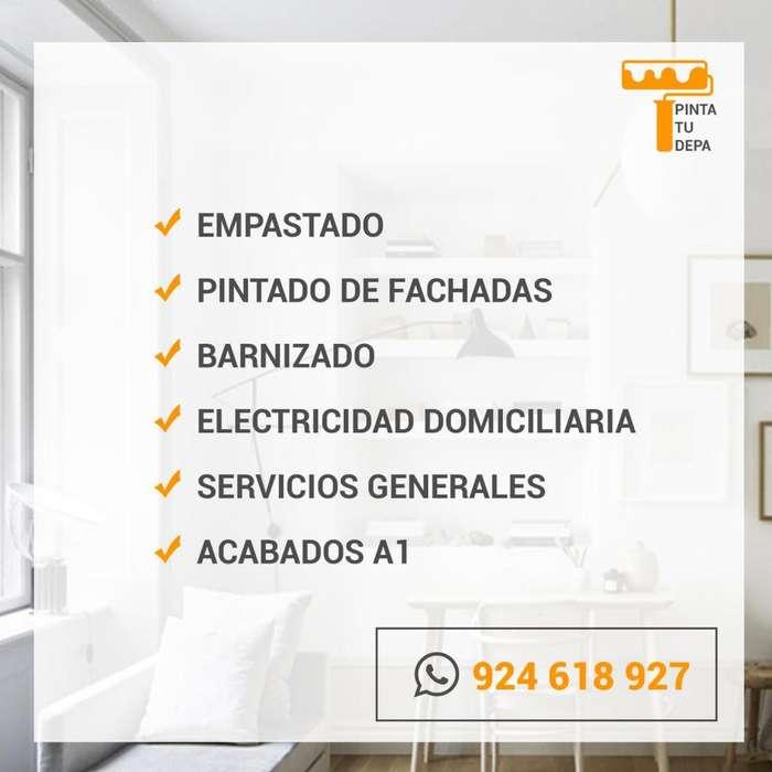 Maestro Pintor 924618927, ACABADO A1