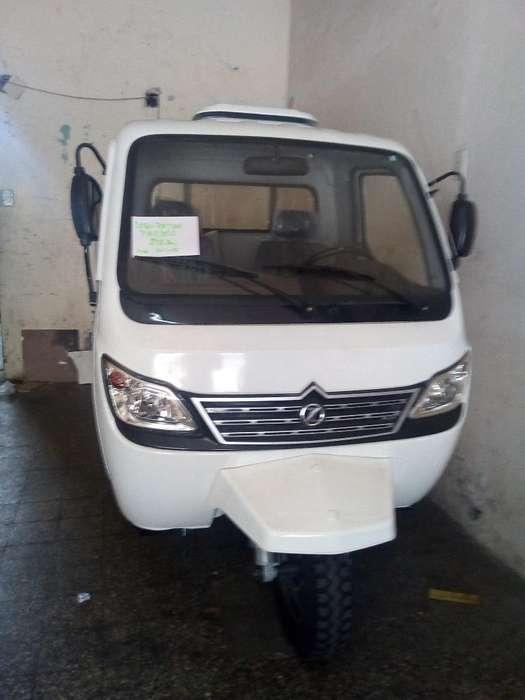 Z Max 200 Truck Cabinado para 2 cuotas de 8500