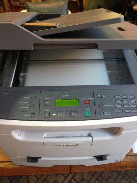 Fotocopiadora Lexmark x204n Multifuncion Impresora como nueva