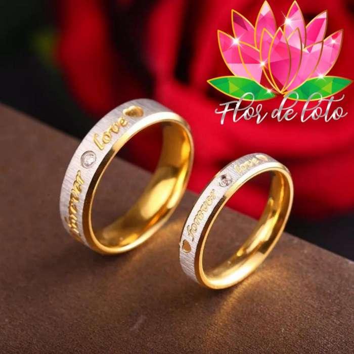 Hermosos anillos disponibles