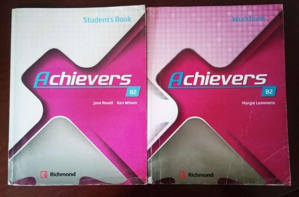 Libros Achievers B2 Ingles