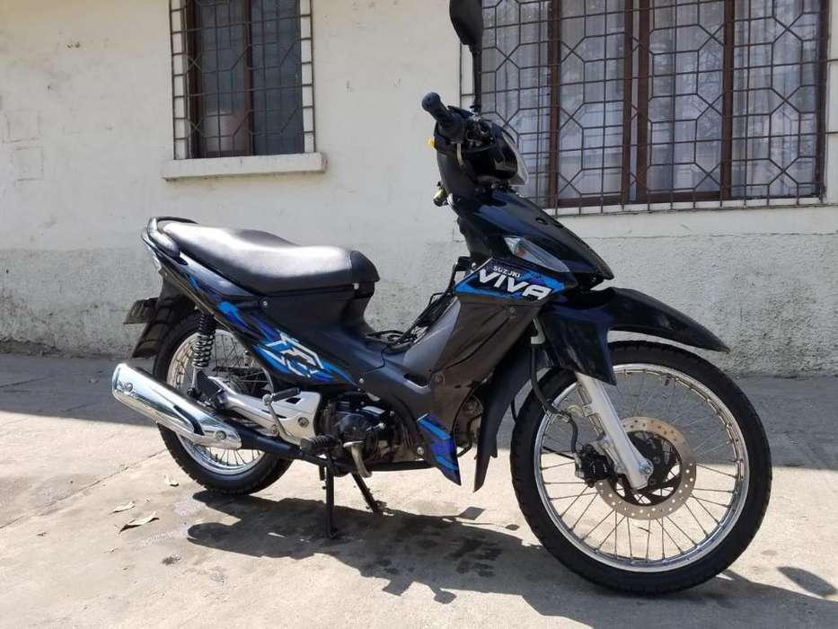 Suzuki Viva R 2014 Al Dia Valluna Remela