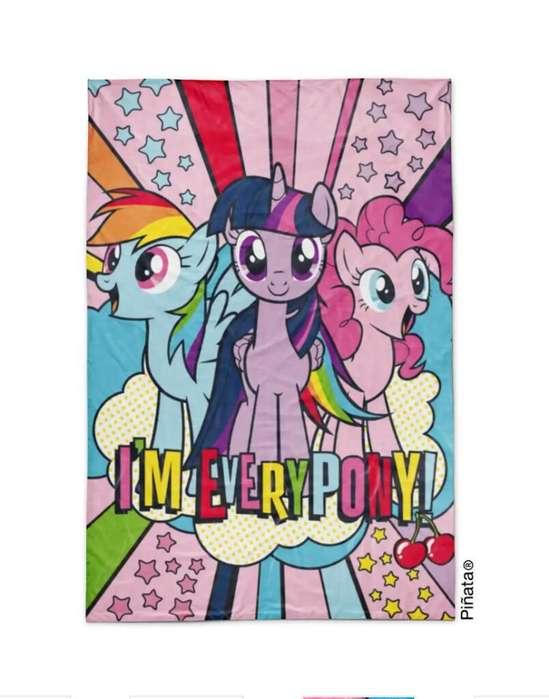 Toallon Piñata My Little Pony