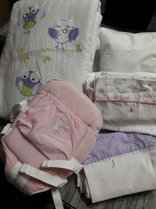 Lote Ropa de Cuna Bebe para Nena