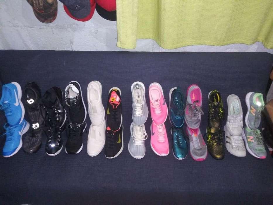 Zapatos Nuevos Americanos Nada de Copias