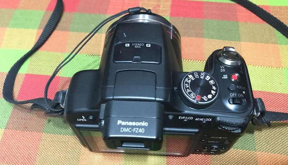 Cámara Panasonic Lumix DMCFZ40
