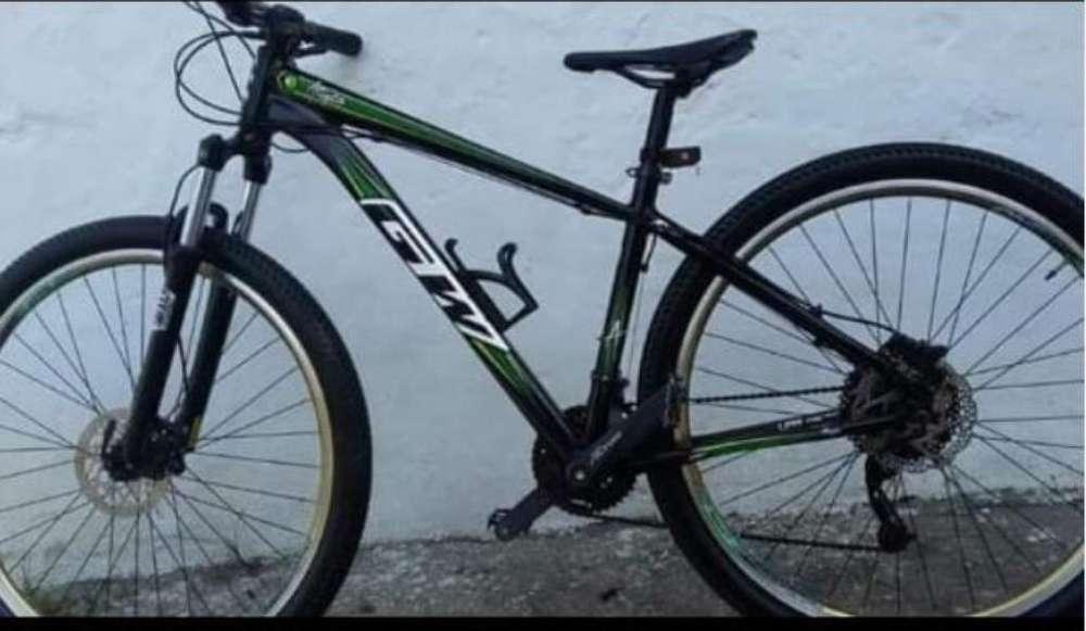 Bicicleta Gw Mujer