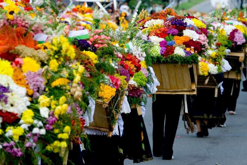 Feria de Las Flores 7 Al 11de Agosto2019