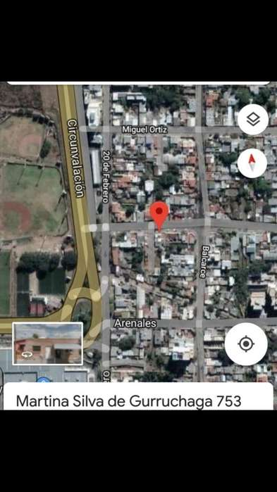 Vendo <strong>terreno</strong>- Balcarce 1500-- 720m2