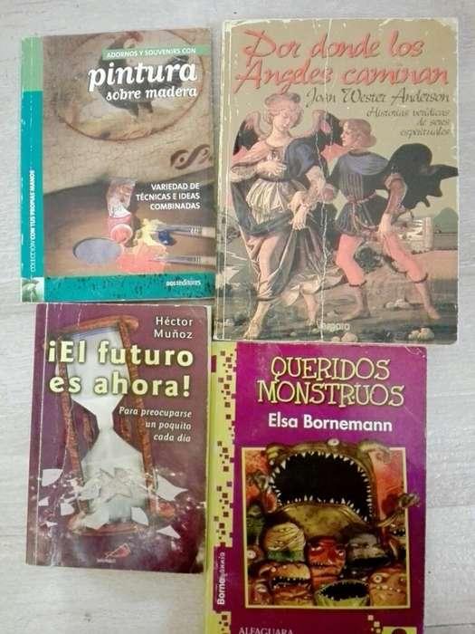 Libros de Literatura Secundaria