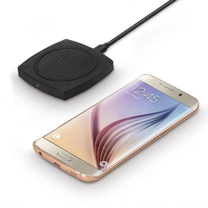 Qi cargador inalámbrico estándar para Samsung S6 / LG / G4