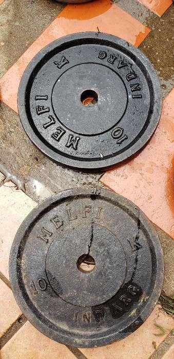 Disco de 10kg Melfi