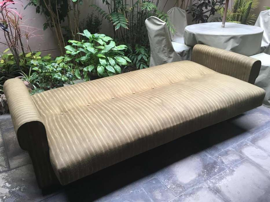 Vendo sof <strong>cama</strong> y dos sofacitos por mudanza