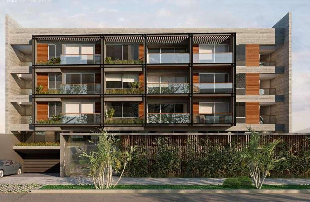 Moderno departamento en el corazon de Miraflores kx1460