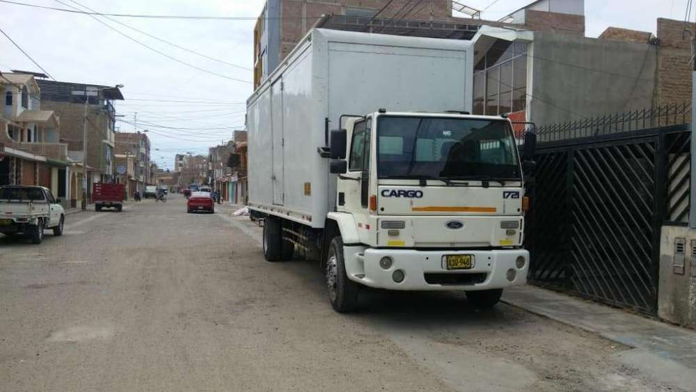camion ford cargo
