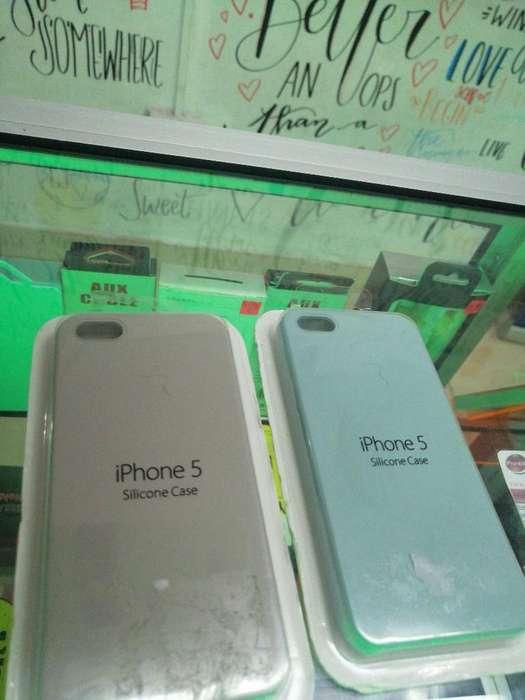 Silicone Case iPhone 5