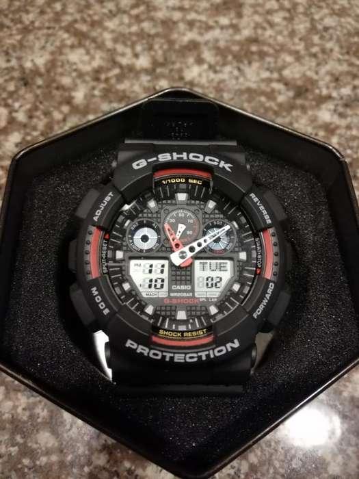 Reloj Casio Gschok Military Ga100