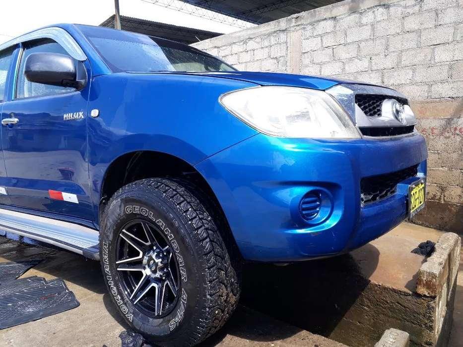Toyota Hilux 2010 - 190000 km