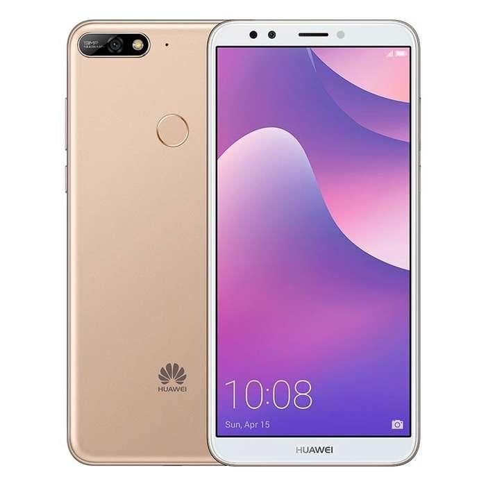 Huawei Y7 2018 Dorado