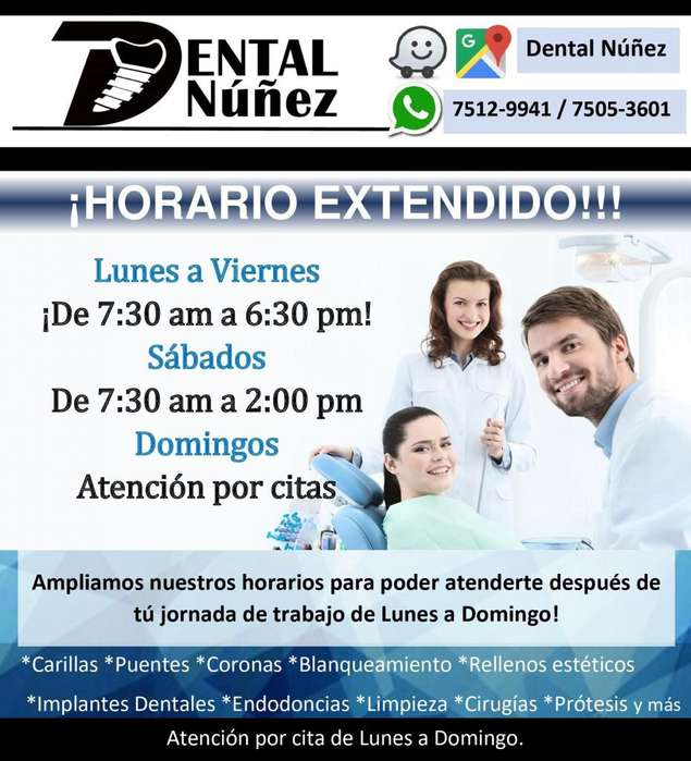 Clinica Dental Odontologo Dentista