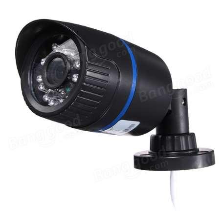 CÁMARA DE SEGURIDAD IP66 720P IP INTERIOR IMPERMEABLE CCTV