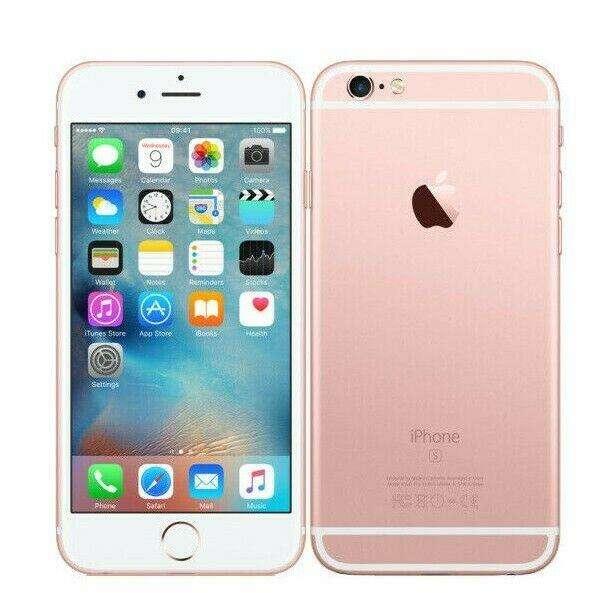 iPhone 6 S Rosa 16gb