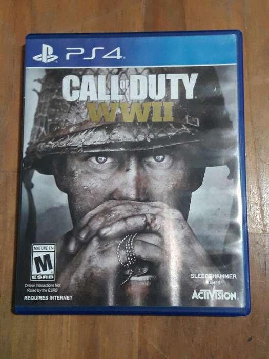 Call Of Duty Juego Play4