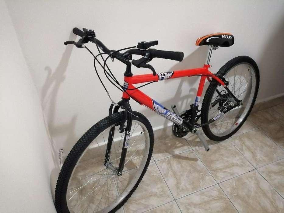 Se Vende Bicicleta F26 Xtremo Negociable