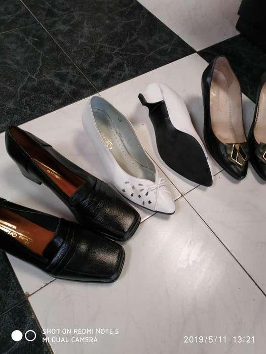 Zapatos Dama # 35-36