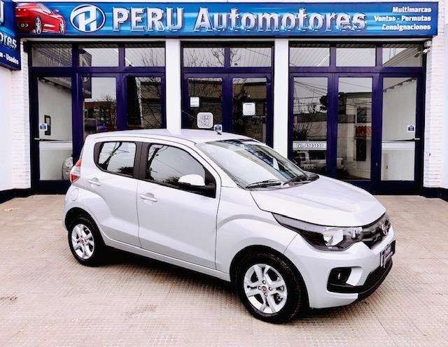 Fiat Mobi 2019 - 0 km