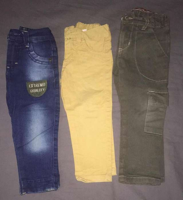 Pantalones de Bebe
