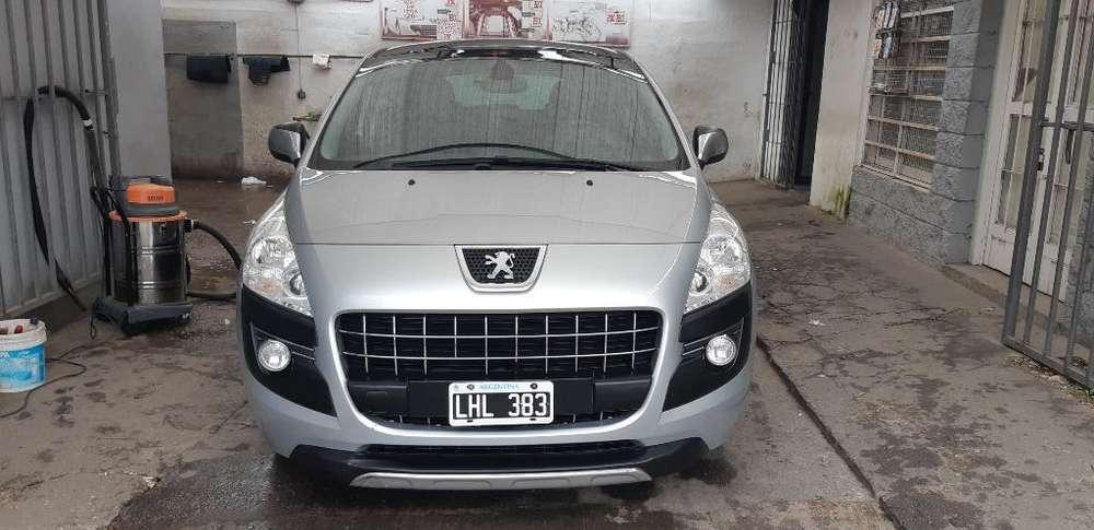 Peugeot 3008 2012 - 116000 km