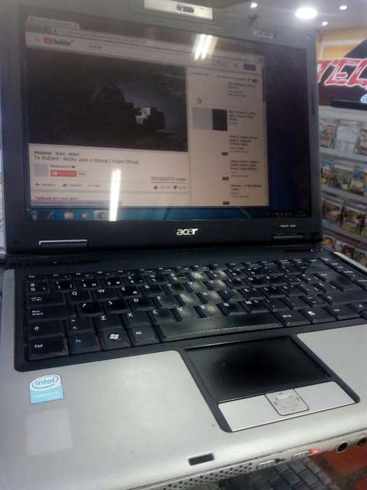 Portatil Acer Detalle Bateria 320 Disco