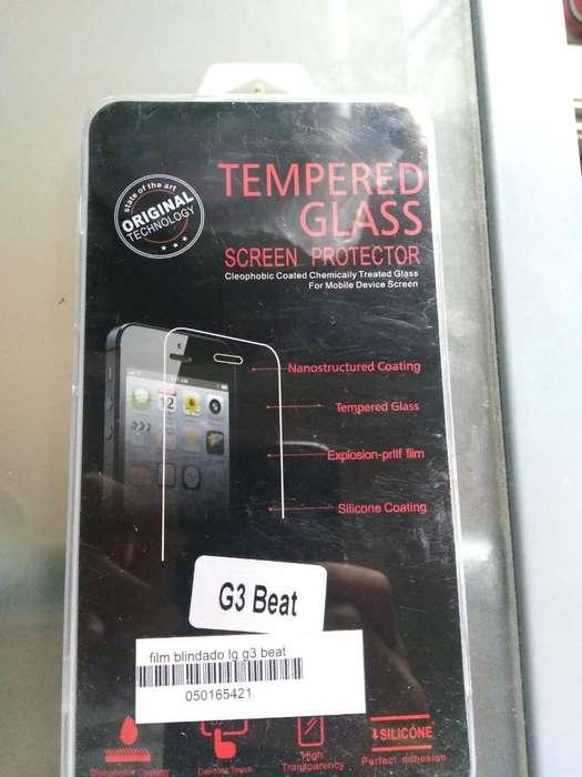 Vidrio Templado glass G3 Beat