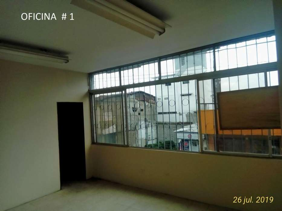 ALQUILO OFICINAS EN EL CENTRO DE QUEVEDO