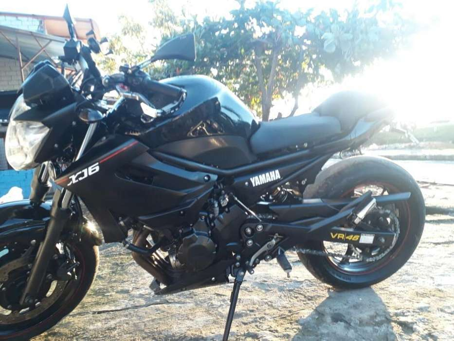 Yamaha Xj 600