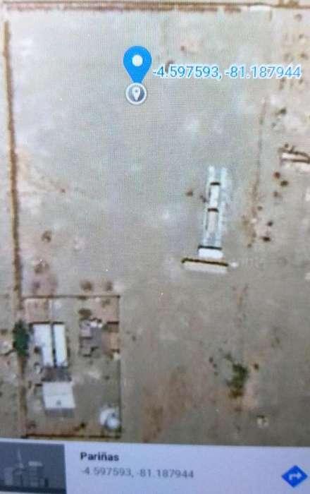 Vendo Terreno 28500 Metros Cuadrados Cercados Talara - Enace