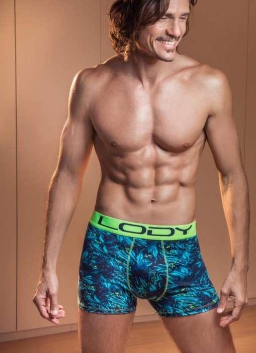Boxer Hombre Marca Lody , Natubel