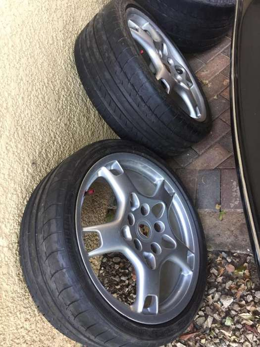 Llantas Porsche Lobster Claw Wheels Ofm