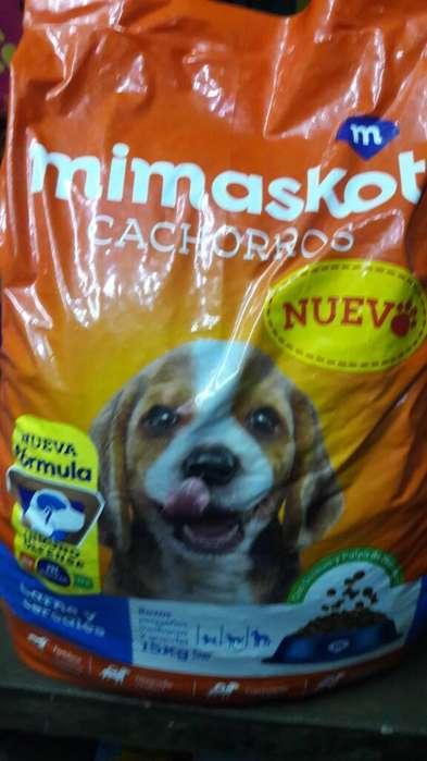 Mimaskot Cachorro