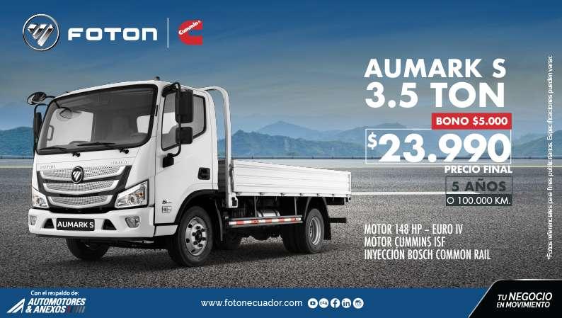 CAMION FOTON AUMARK S 3.5 TN