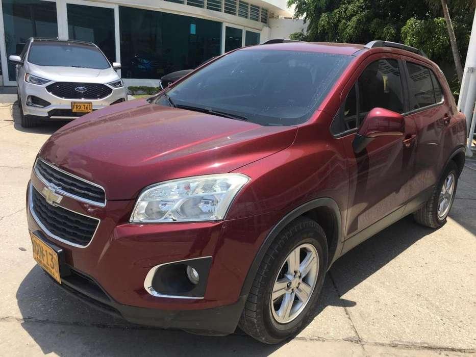 Chevrolet Tracker 2014 - 76909 km