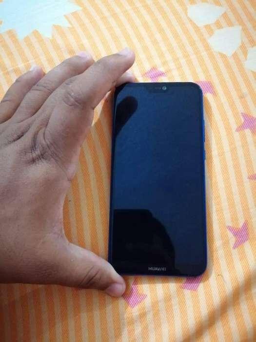 Vendo Huawei P20 Lite con Su Caja