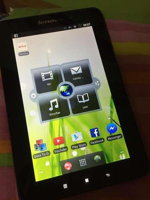 Tablet Lenovo A1 de 7 Pulgadas