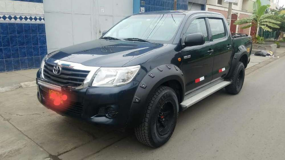 Toyota Hilux 2014 - 64000 km