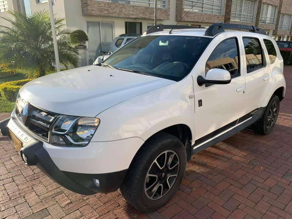 Renault Duster 2017 - 39000 km